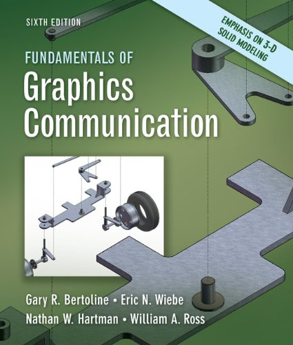 Fundamentals of Graphics Communication  6th 2011 edition cover