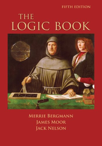 Logic Book  5th 2009 edition cover