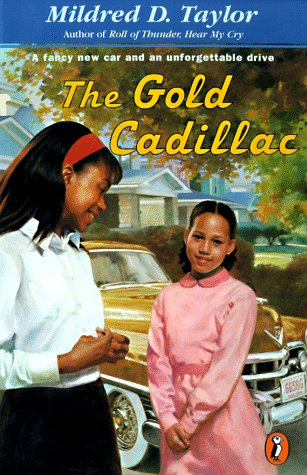 Gold Cadillac  N/A edition cover