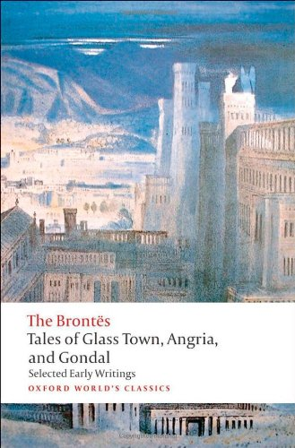 Tales of Glass Town, Angria, and Gondal   2010 edition cover