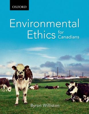 Environmental Ethics for Canadians   2011 edition cover