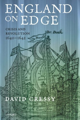 England on the Edge Crisis and Revolution, 1640-1642  2007 edition cover