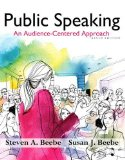 Public Speaking An Audience-Centered Approach 9th 2015 edition cover