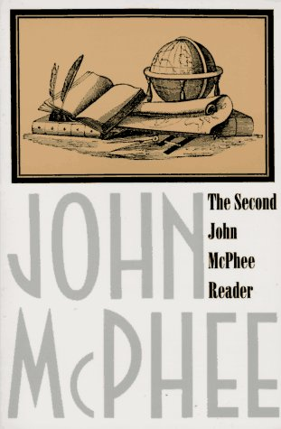 Second John McPhee Reader  N/A edition cover
