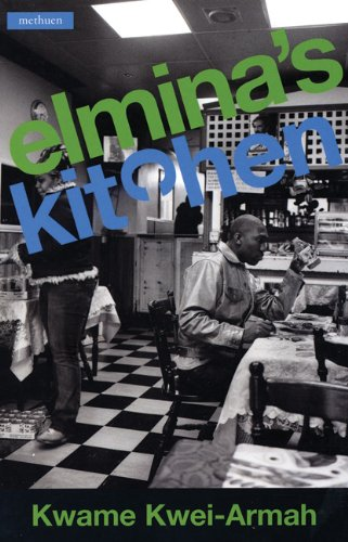 Elmina's Kitchen   2003 edition cover