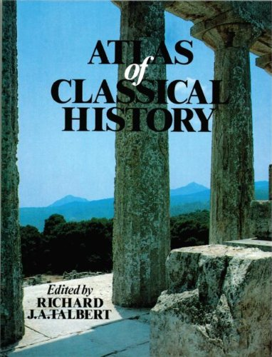Atlas of Classical History   1985 edition cover