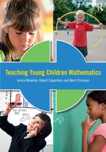 Teaching Young Children Mathematics   2014 edition cover
