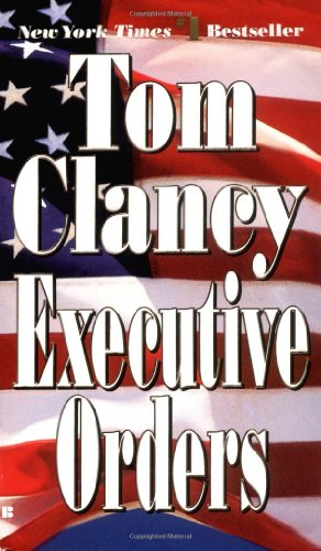 Executive Orders   1997 9780425158630 Front Cover
