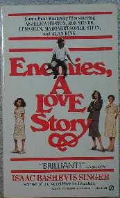 Enemies A Love Story N/A 9780451166630 Front Cover