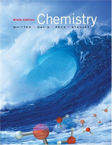 Chemistry  9th 2010 edition cover