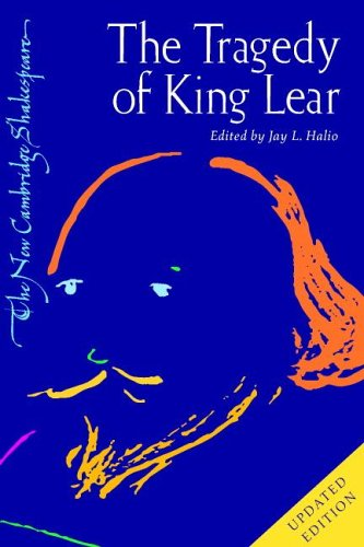 Tragedy of King Lear  2nd 2005 (Revised) edition cover