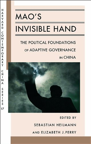 Mao's Invisible Hand The Political Foundations of Adaptive Governance in China  2011 edition cover