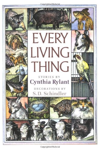Every Living Thing   1988 edition cover