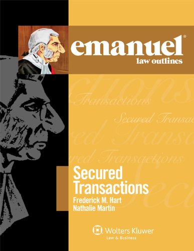 Secured Transactions  2nd 2010 (Student Manual, Study Guide, etc.) edition cover