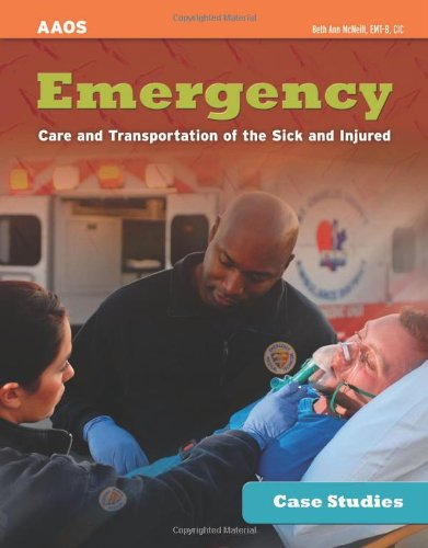 Emergency Care and Transportation of the Sick and Injured  2013 (Revised) 9780763780630 Front Cover