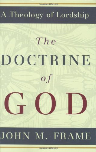 Doctrine of God 1st 2002 edition cover