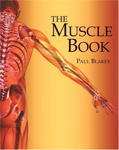 Muscle Book  N/A 9780893892630 Front Cover
