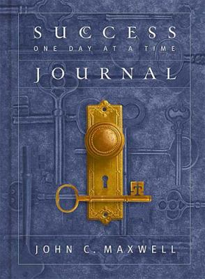 Success One Day at a Time Journal   2004 9781404101630 Front Cover