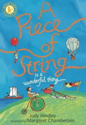 Piece of String Is a Wonderful Thing   2010 9781406318630 Front Cover