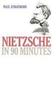 Nietzsche in 90 Minutes:  2008 edition cover