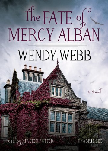 The Fate of Mercy Alban:   2013 edition cover