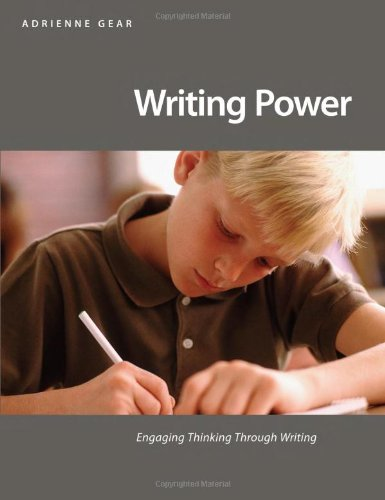 Writing Power Teaching Writing Strategies That Engage Thinking  2011 edition cover