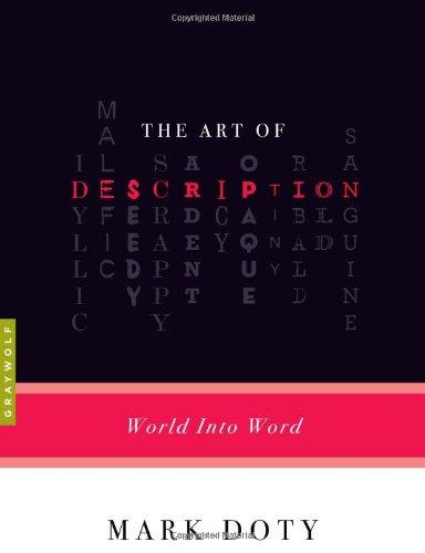 Art of Description World into Word  2010 edition cover
