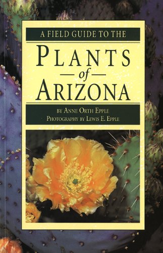 Plants of Arizona  2nd edition cover