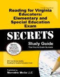 Reading for Virginia Educators Elementary and Special Education Exam Secrets Study Guide RVE Test Review for the Reading for Virginia Educators Exam  2015 edition cover