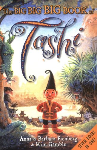 Big Big Big Book of Tashi   2002 edition cover