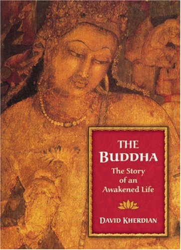 Buddha The Story of an Awakened Life  2004 edition cover