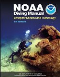 NOAA Diving Manual Diving for Science and Technology 5th 2013 edition cover