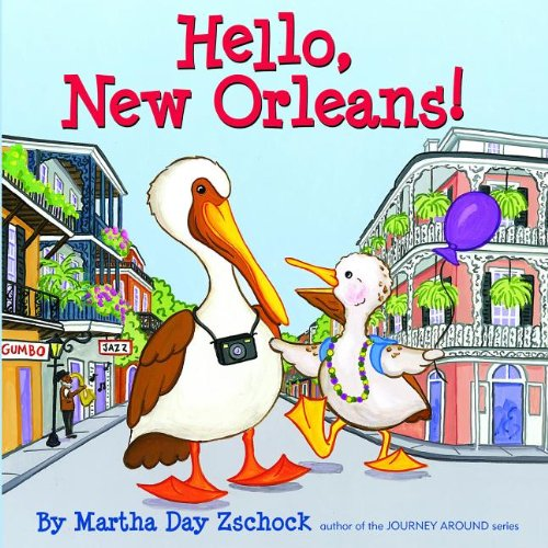 Hello, New Orleans!   2011 9781933212630 Front Cover