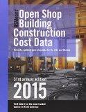 Rsmeans Open Shop Bccd 2015:   2014 edition cover