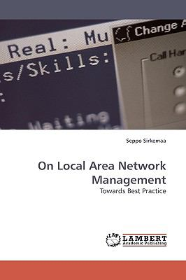 On Local Area Network Management N/A 9783838311630 Front Cover
