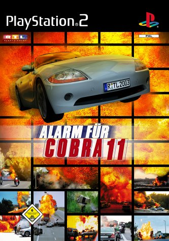 Alarm für Cobra 11 PlayStation2 artwork