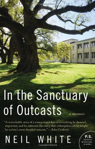 In the Sanctuary of Outcasts A Memoir N/A edition cover