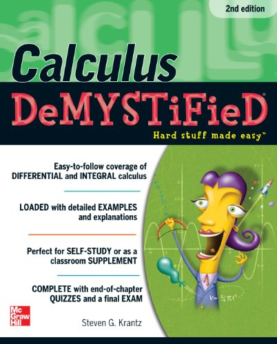 Calculus  2nd 2011 (Revised) edition cover