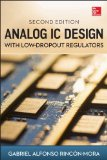 Analog IC Design with Low-Dropout Regulators  2nd 2014 edition cover