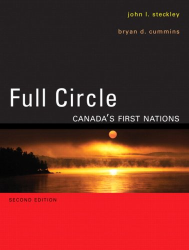 FULL CIRCLE:CANADA'S FIRST NAT 2nd 2008 edition cover