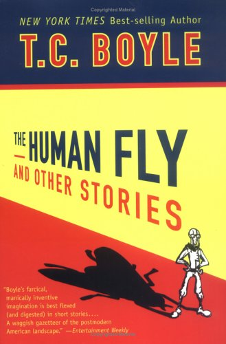 Human Fly and Other Stories   2005 9780142403631 Front Cover