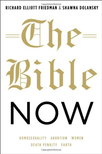 Bible Now   2011 9780195311631 Front Cover