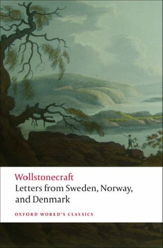 Letters Written in Sweden, Norway, and Denmark   2009 edition cover