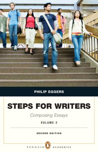 Steps for Writers Composing Essays 2nd 2013 (Revised) edition cover