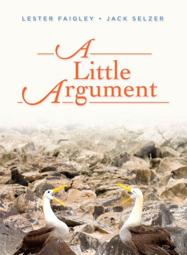 Little Argument   2010 edition cover