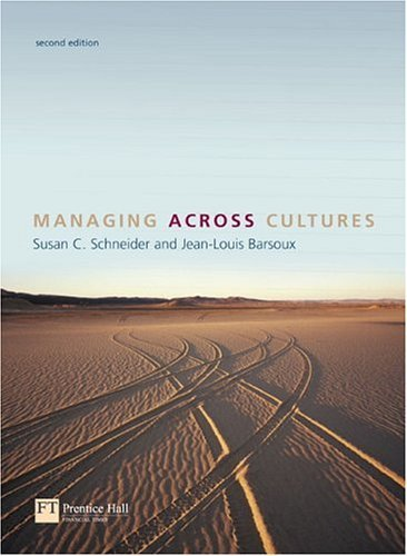 Managing Across Cultures  2nd 2003 (Revised) 9780273646631 Front Cover