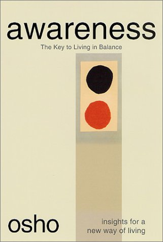 Awareness The Key to Living in Balance  2002 (Revised) edition cover