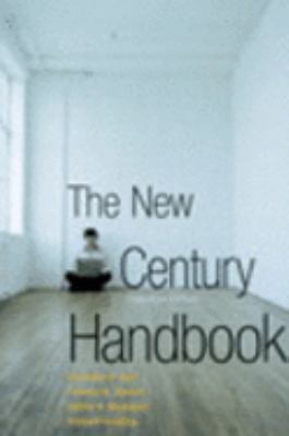 NEW CENTURY HANDBOOK-W/CD >CAN 1st edition cover