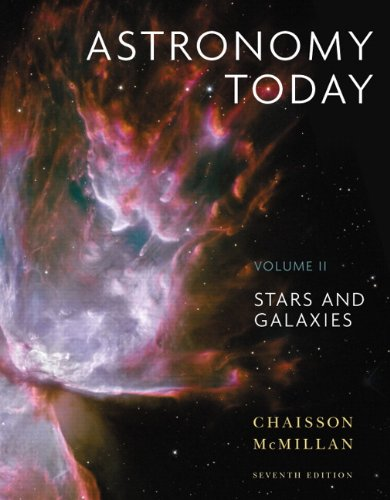 Astronomy Today Volume 2 Stars and Galaxies 7th 2011 edition cover