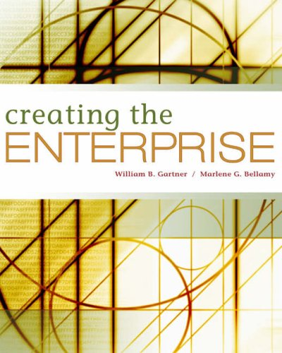 Creating the Enterprise   2009 edition cover